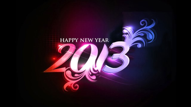 HAPPY NEW YEAR 2013 WALLPAPER xnys1
