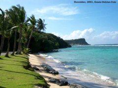 Gab Gab Beach, Guam